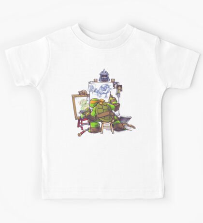 Ninja Rockwell Kids Clothes