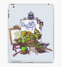 Ninja Rockwell iPad Case/Skin