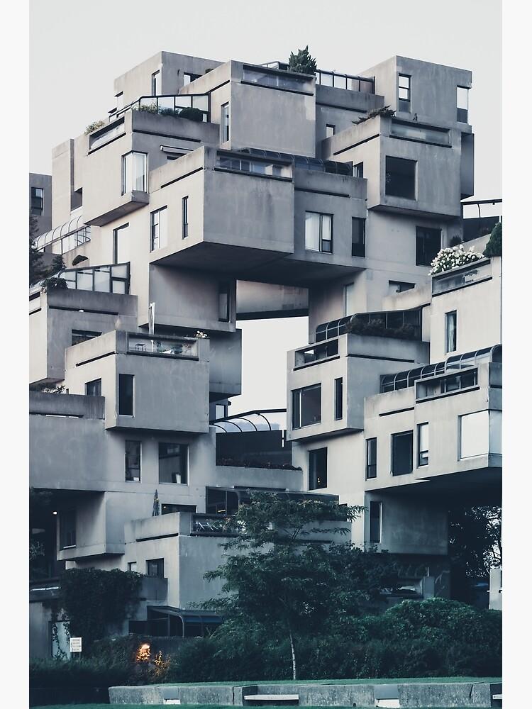 Habitat 67, Montreal by TokyoLuv