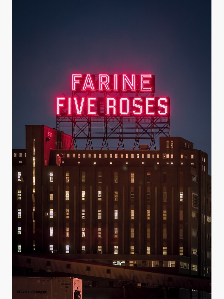 Farine Five Roses Night by TokyoLuv