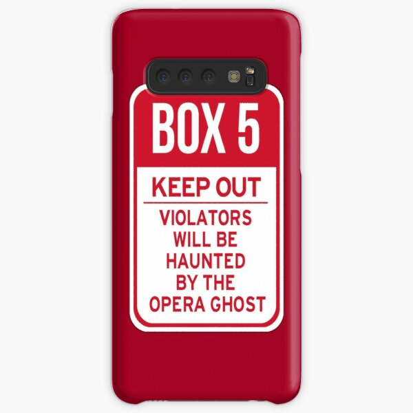 Box 5: Keep Out Samsung Galaxy Snap Case