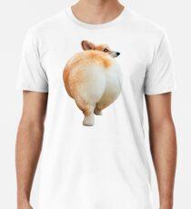 Corgi Butt Premium T-Shirt