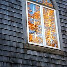 Upper Window by JpPhotos