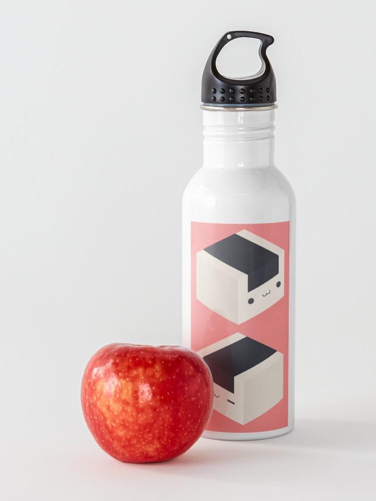 Alternate view of Onigiri Cubes - Rice balls Water Bottle