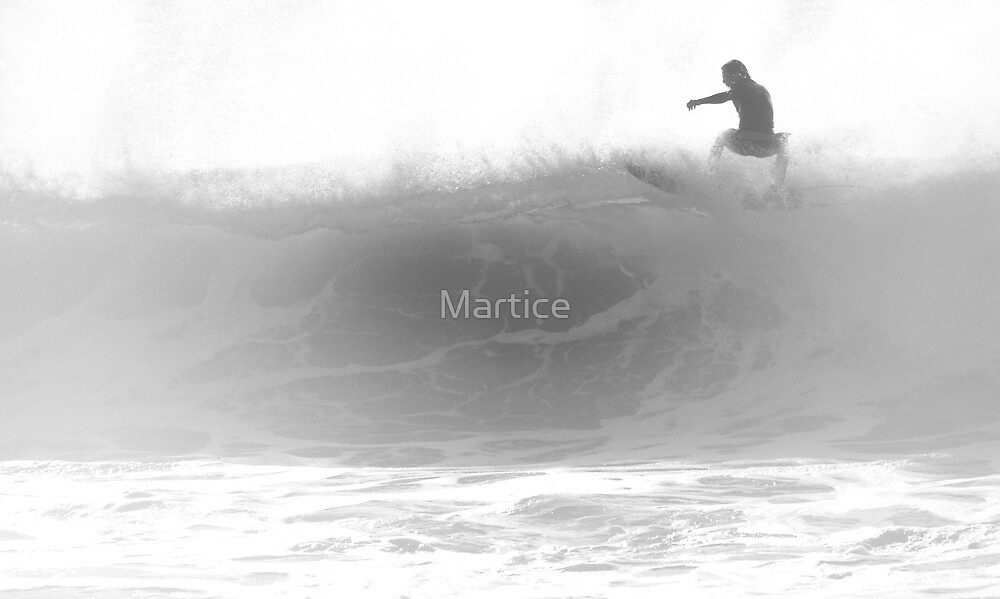 Last  Wave by Martice
