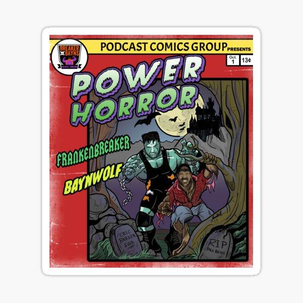 Power Horror 2019 Sticker