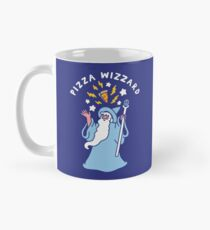 Magical Pizza Wizzard Classic Mug