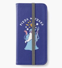Magical Pizza Wizzard iPhone Wallet/Case/Skin