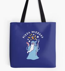 Magical Pizza Wizzard Tote Bag