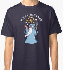 Magical Pizza Wizzard Classic T-Shirt