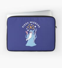 Magical Pizza Wizzard Laptop Sleeve