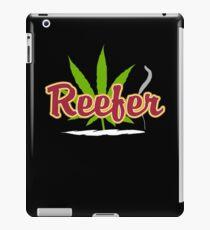 Reefer Marijuana iPad Case/Skin