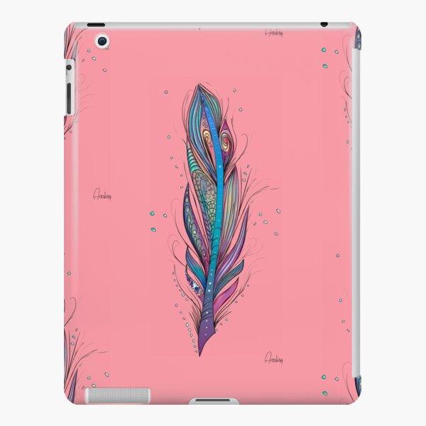 Fantastic Feather iPad Snap Case