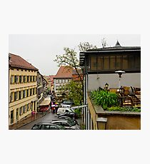 Bamberg, Germany 11 Photographic Print