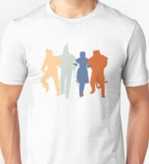 Off to see the Wizard. Unisex T-Shirt