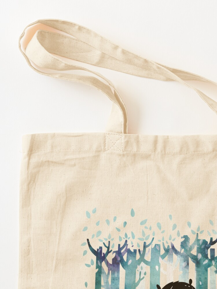Alternate view of A Quiet Spot Tote Bag