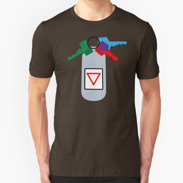 NDVH Driving Slim Fit T-Shirt