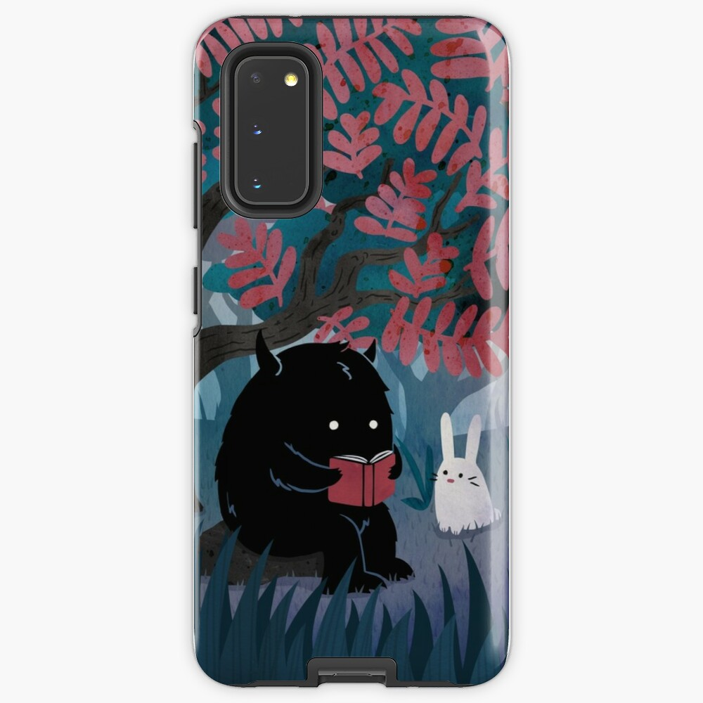 Another Quiet Spot Case & Skin for Samsung Galaxy