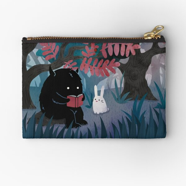 Another Quiet Spot Zipper Pouch