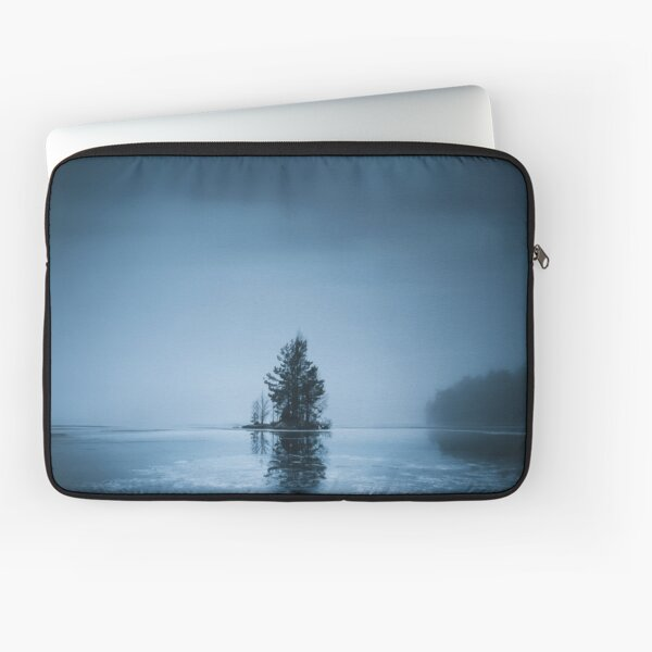 Cold Winter Lakes Vol.10 Laptop Sleeve