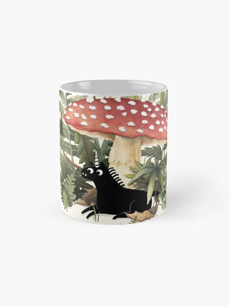 Alternate view of Tiny Unicorn Mug