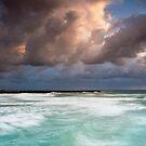 Stormy Dawn  by Stephanie Johnson