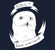 Hedwig, Forever on your Tshirt