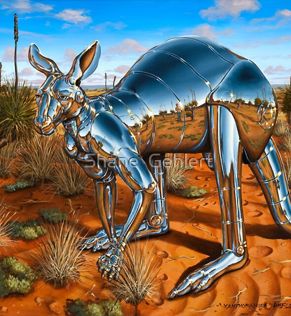 'Xanthorhhoea-Reflectus' by Shane  Gehlert