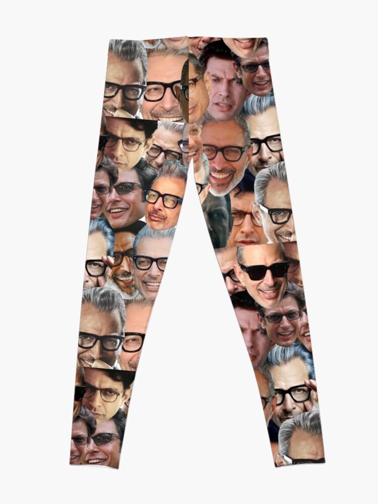 Alternate view of Goldblum the sequel  Leggings