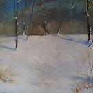 Snowy Day by Birgit Schnapp