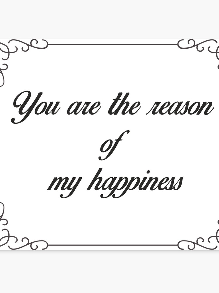 My happiness t