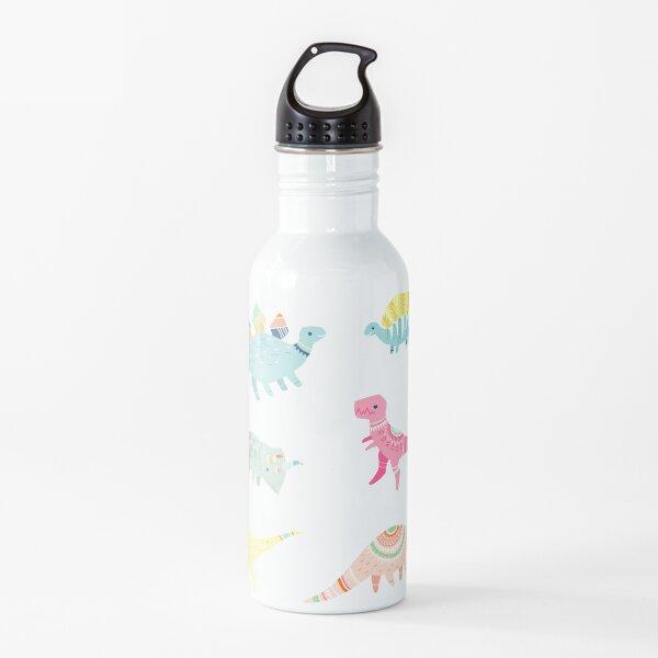 Dinosaur Pattern Water Bottle