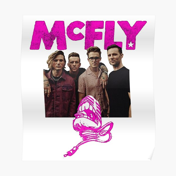 McFly 2019 Poster