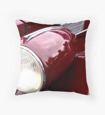 Headlamp Throw Pillow