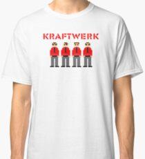 Kraftwerk 8-bit Classic T-Shirt