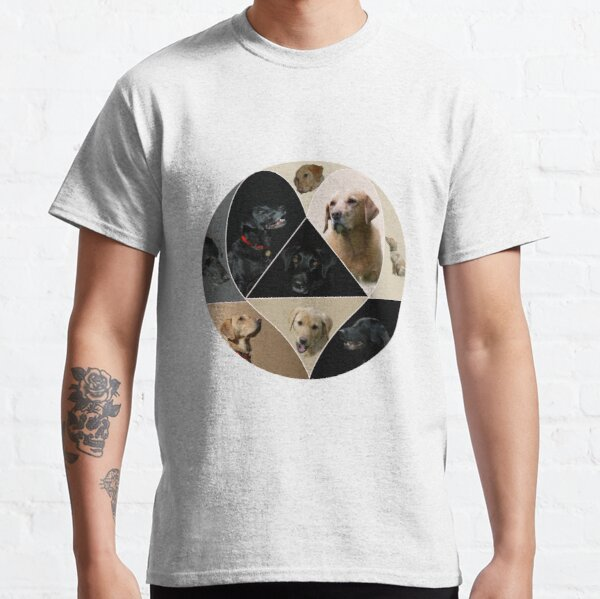 Labradors – Bramble and Willow Classic T-Shirt