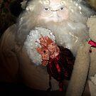 Santa is Coming To Town by debbiedoda