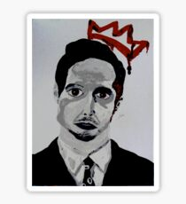 Moriarty Sticker