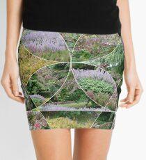 Scottish Autumn Colour Garden Mini Skirt