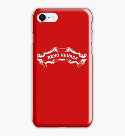 Reno Nevada (familiar logo) iPhone Case/Skin