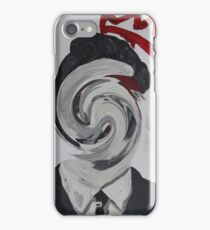 Faceless Moriarty iPhone Case/Skin