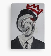 Faceless Moriarty Canvas Print