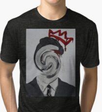 Faceless Moriarty Tri-blend T-Shirt