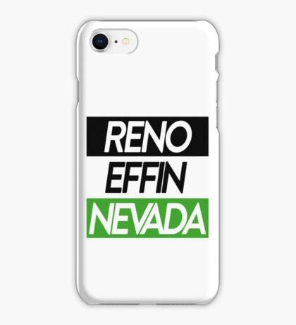 Reno Effin' Nevada iPhone Case/Skin