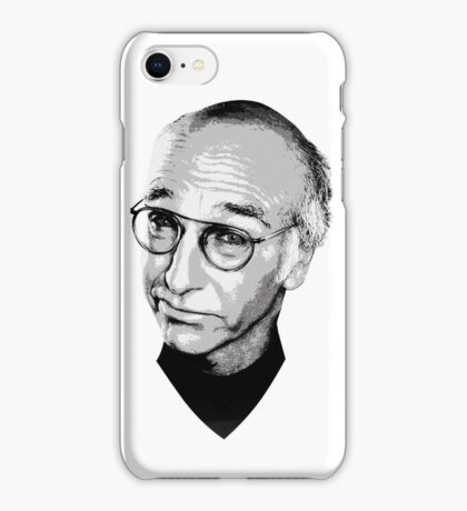The Larry David iPhone Case/Skin