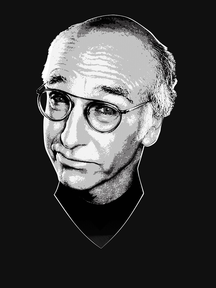 TShirtGifter presents: The Larry David | Unisex T-Shirt