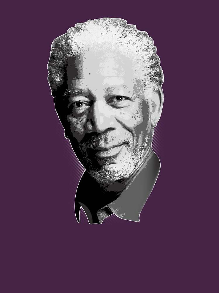 Morgan Freeman | Unisex T-Shirt