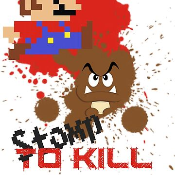 Stomp To Kill by Septimus-Soul