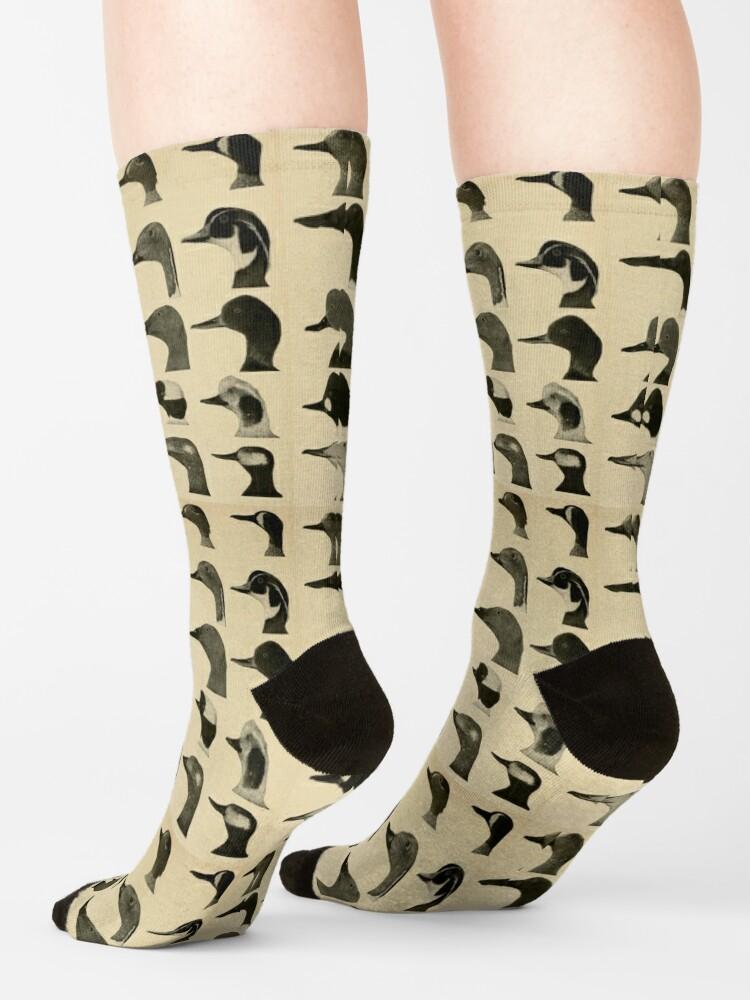 Alternate view of Vintage Duck Heads Socks