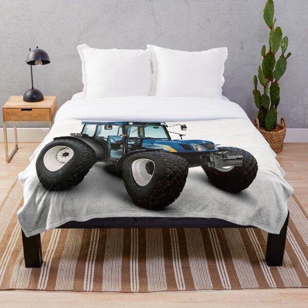 Tractor  Throw Blanket